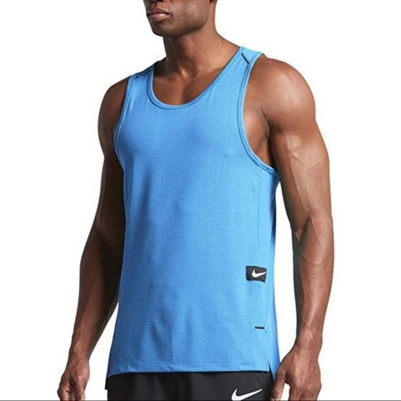 136464b4 Nike Men's Dry Hyper Elite Tank Top 2XLarge. M_5b4ff1382beb7973c50d8765.  Other Shirts you may like. Los Angeles Lakers ...